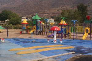 Jocotepec Malecon Water Play Park