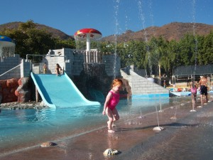 Tobolandia Waterpark in Ajijic, mexico
