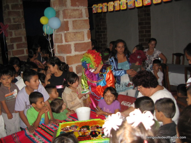 mexican birthday party marathons living outside of