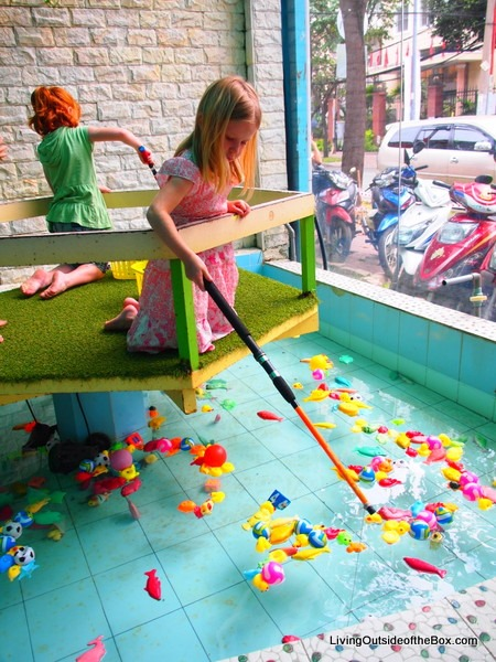 Kids Activities in Ho Chi Minh City - Living Outside of the Box