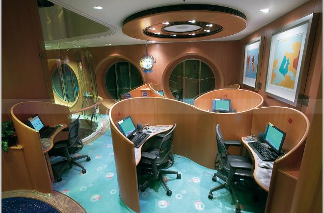 Is Cruise Ship Internet Really Slow Living Outside Of The Box - Cruise ship internet