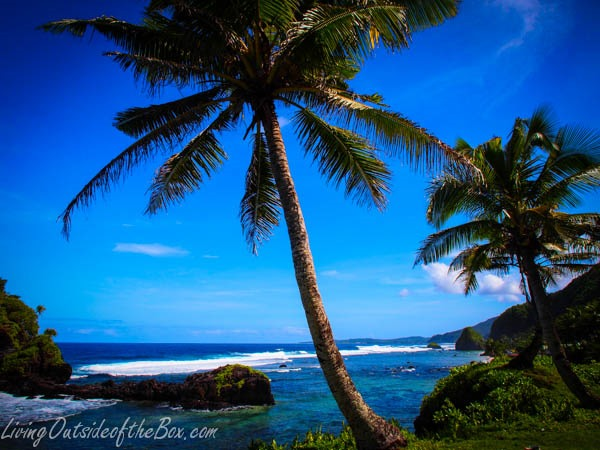 Back On Us Soil In American Samoa Living Outside Of The