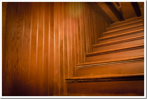 Staircase to Ceiling