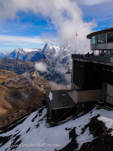 Schilthorn Switzerland