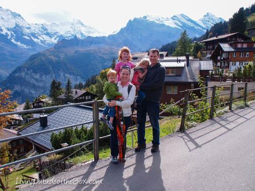 Schilthorn Switzerland