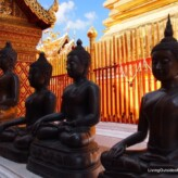Doi Suthep in Chiang Mai