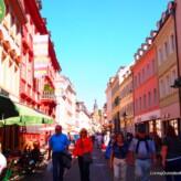Heading into Heidelberg