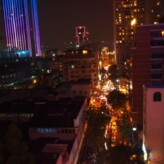 New Years Eve in Saigon