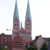 Exploring Lübeck, Germany