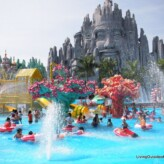 Suoi Tien Theme Park in Ho Chi Minh City