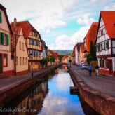 A day trip to Wissembourg, France