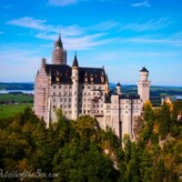 Neuschwanstein Castle and Linderhof Palace