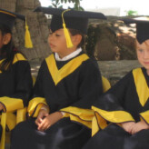 Kindergarten Graduation in Mexico