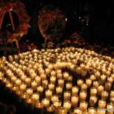 Dia de Muertos (Day of the Dead) in Tzintzuntzan, Michoacán