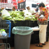 Produce shopping idiosyncracies…