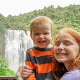 Marakopa Falls, New Zealand