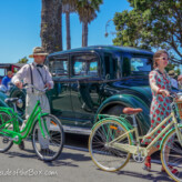 Will kids enjoy the Art Deco Car Parade in Napier, New Zealand?