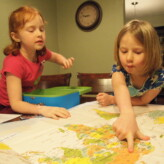 5 Ways for Kids to Travel at Home