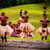 Firewalkers in Suva, Fiji