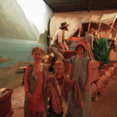 Visiting the Columbia Gorge Discovery Center and Museum