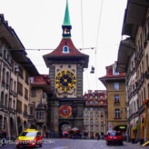 Bern, Switzerland and the Suisse Toy Expo